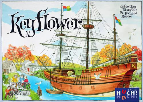 Reseña: Keyflower