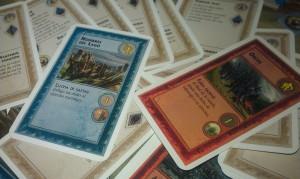 Y cartas. Muchas cartas.